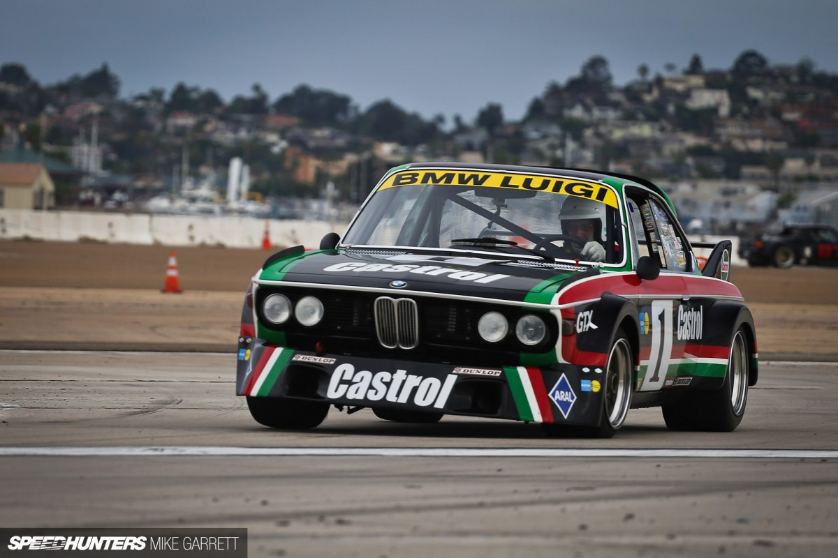 Where Can I Race My Car In San Diego
