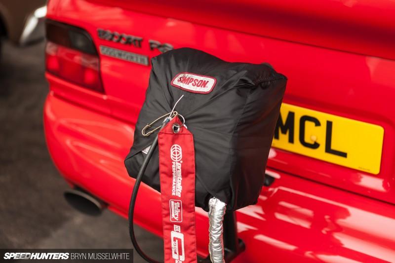 Team Xtreme Escort Cosworth-19