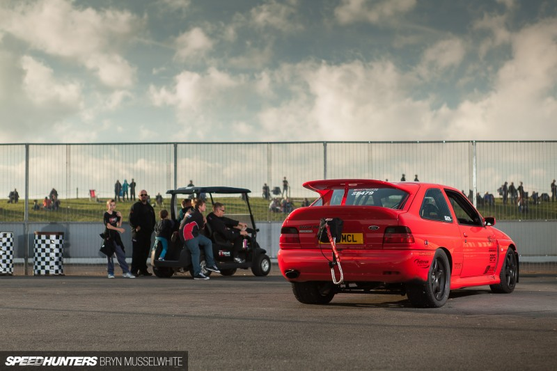 Team Xtreme Escort Cosworth-22