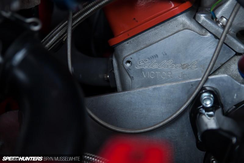 Team Xtreme Escort Cosworth-3