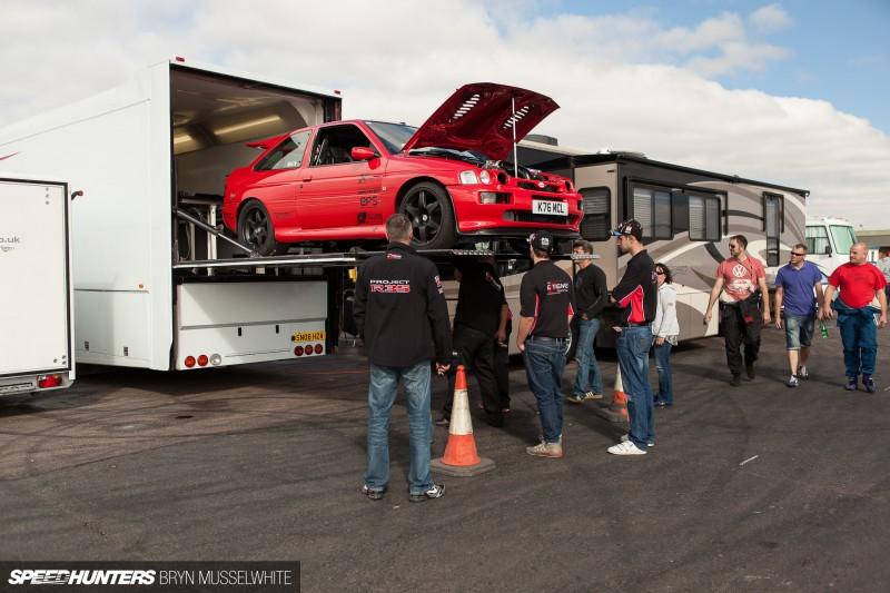 Team Xtreme Escort Cosworth-46