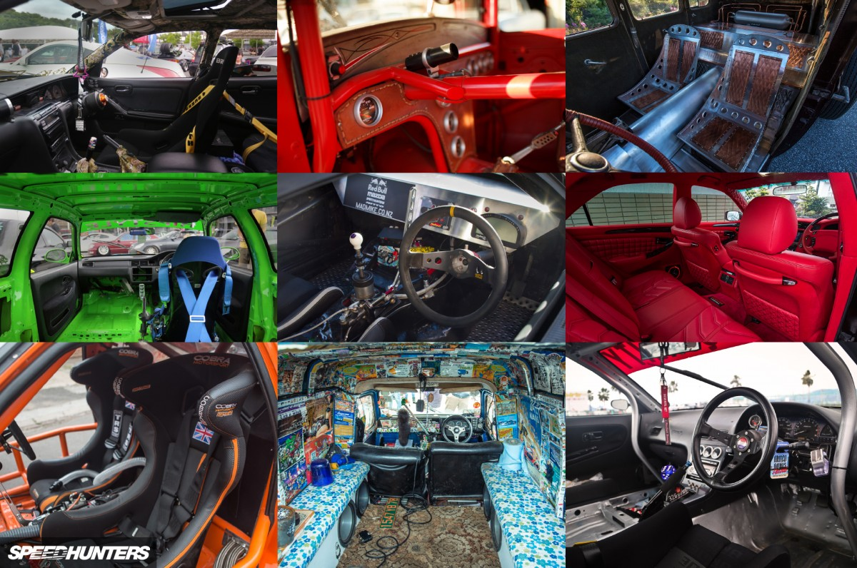 #IAMTHESPEEDHUNTER:</br> We Want Your Interiors!