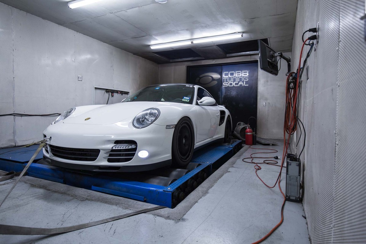 On The Rollers:<br /> The BBI + CSF + Liberty Walk 997