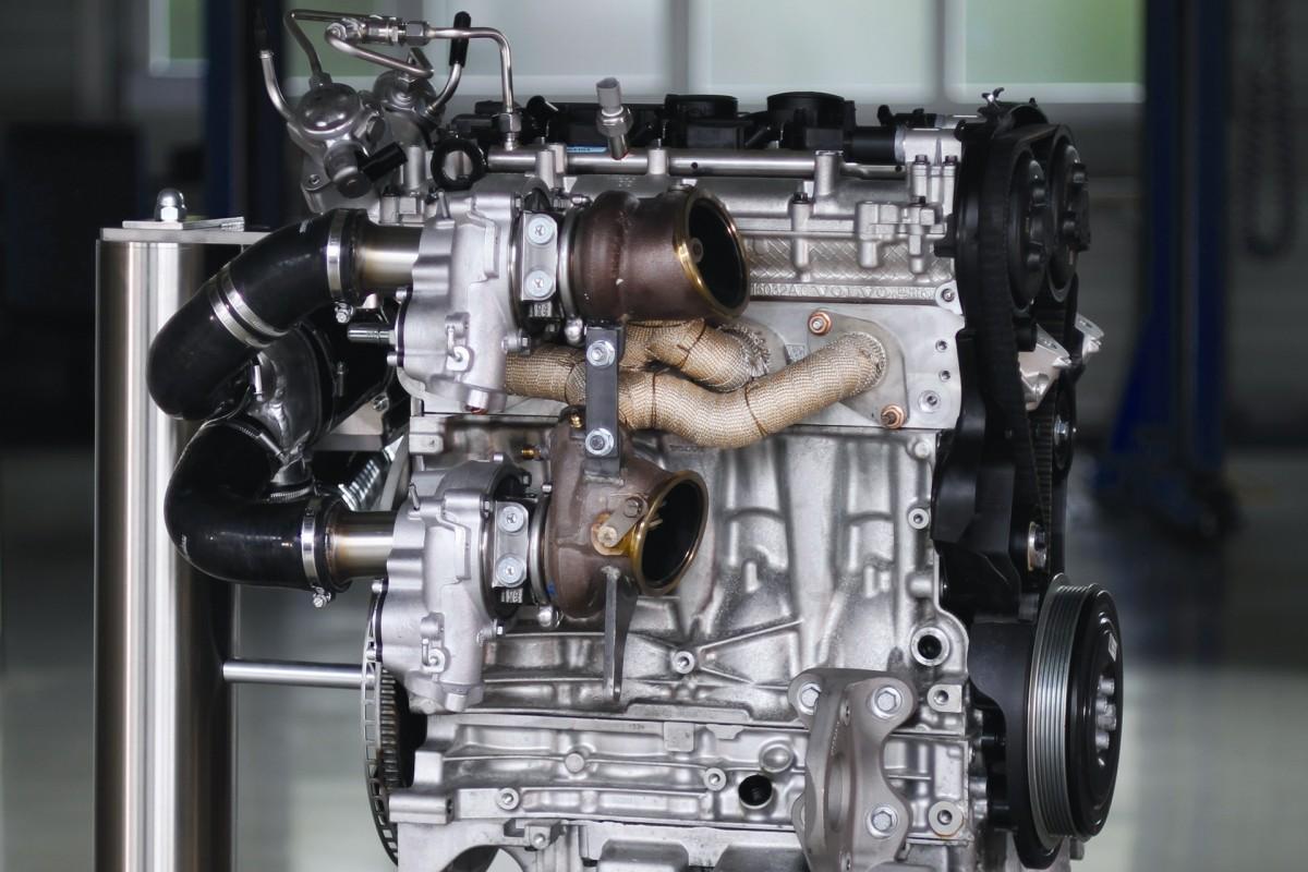 Triple Boost: Volvo's 450hp 2.0L Four - Sdhunters