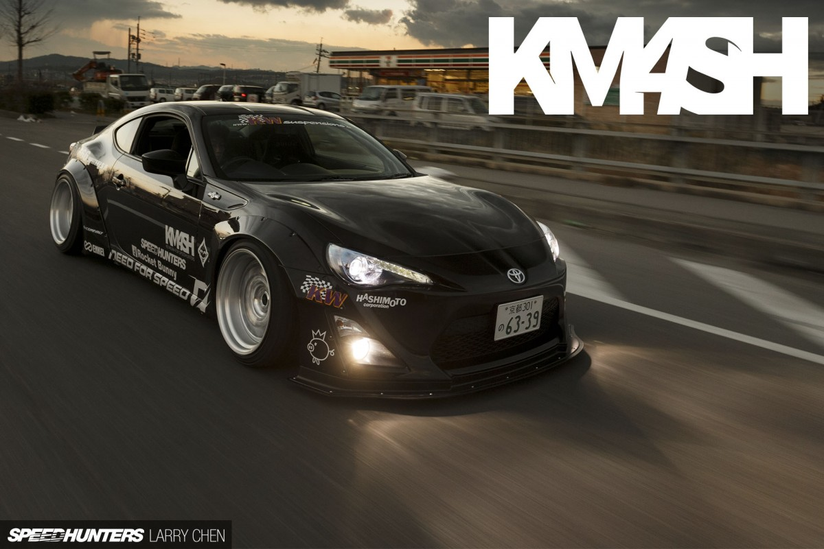 The KM4SH Body Kit: Your 86, OurStyle
