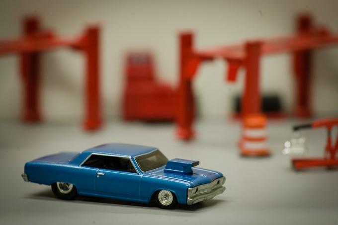 Luke's hot wheels -3