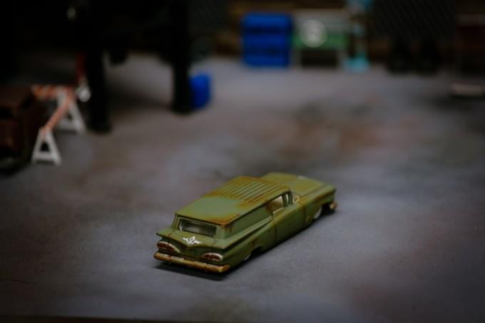 Luke's hot wheels -33