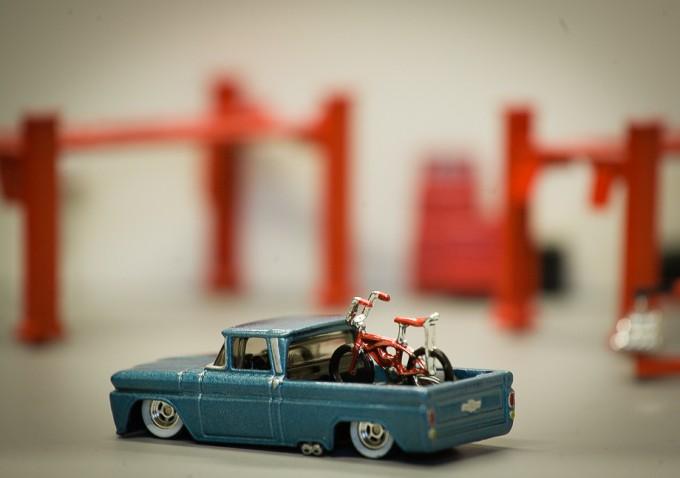 Luke's hot wheels -8