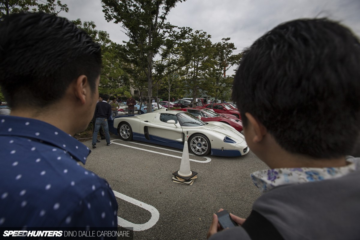 A Maserati Themed Meeting:</br> Cars &#038; Coffee&nbsp;Tokyo-Style