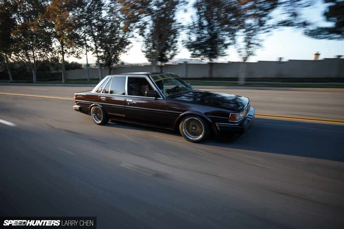 Certified Classic: <br /> A 2JZ-Powered Cressida For The&nbsp;Street