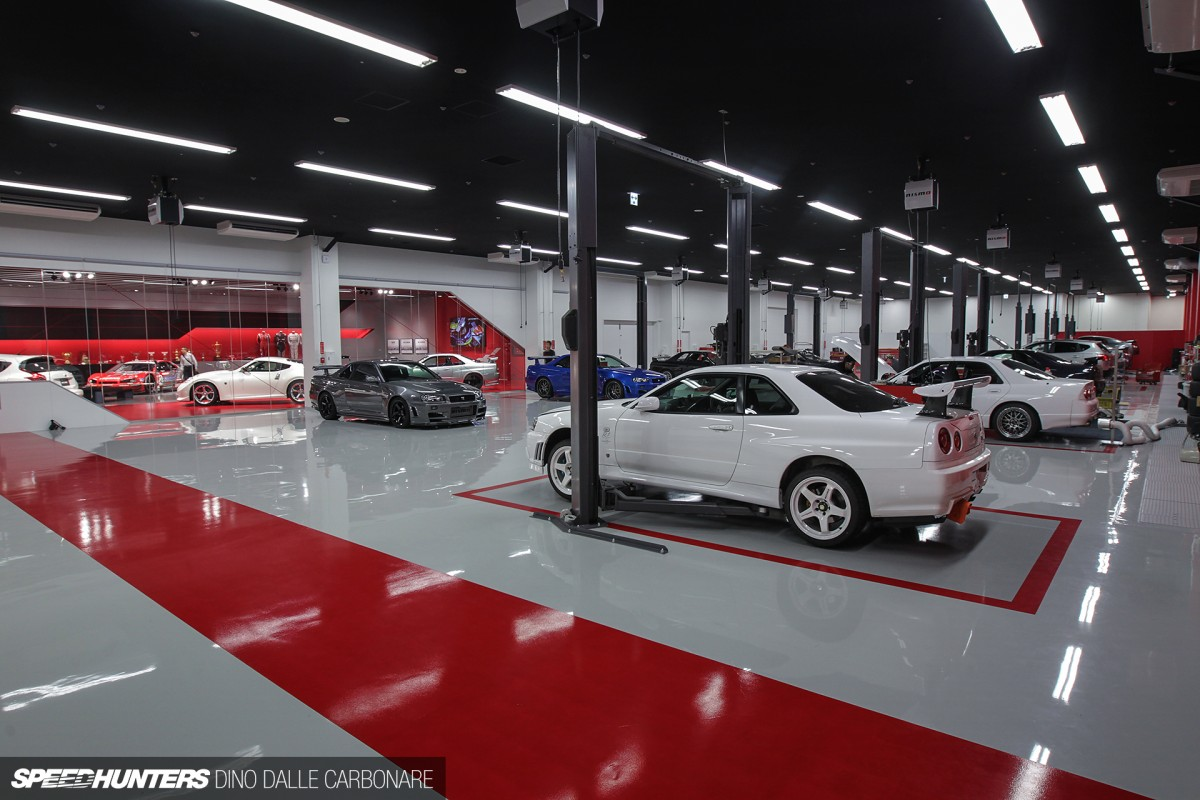 Inside Nismo: A Day At OmoriFactory
