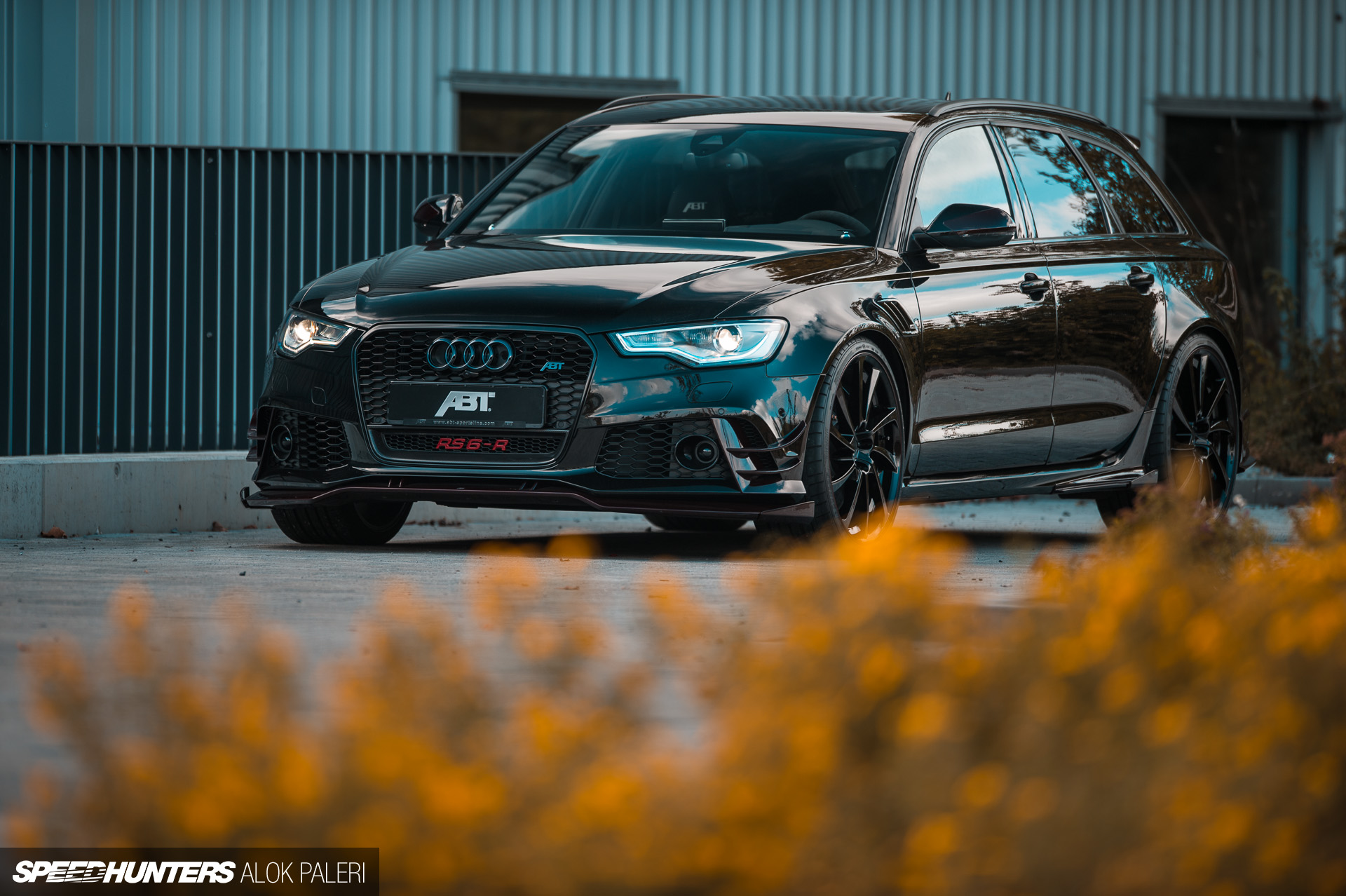 Hide Your Children The Abt Rs6 R Thunderbus Speedhunters