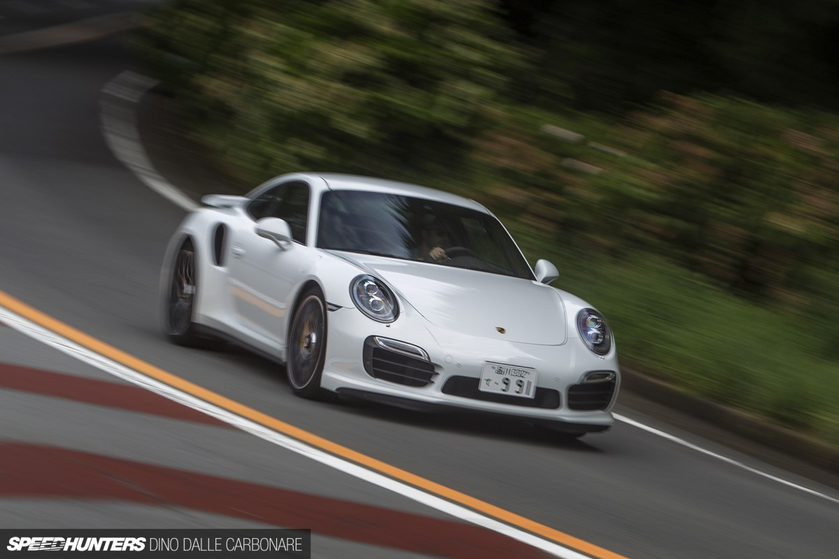Warp Speed Engaged: The 911 Turbo S