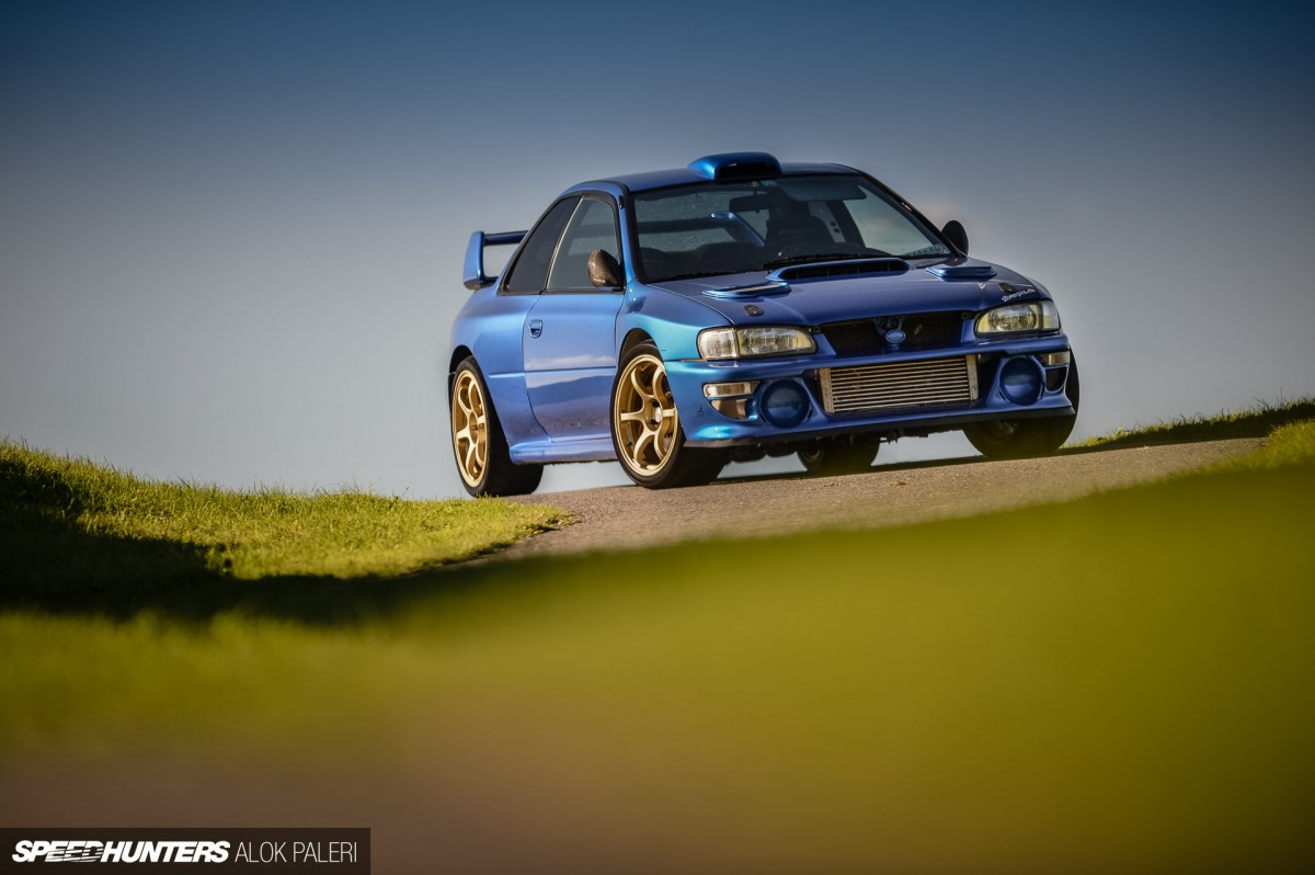 The Ripsnorting, Anti-Lagging<br />Speed Industries Impreza