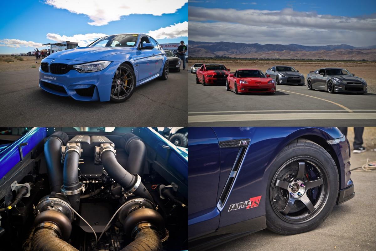 Speed Will Never Die:<br /> 21st Century&nbsp;Horsepower