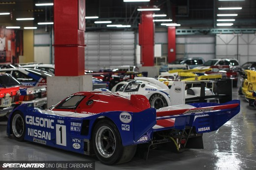 Nissan dna garage 57 speedhunters for Garage nissan terville 57