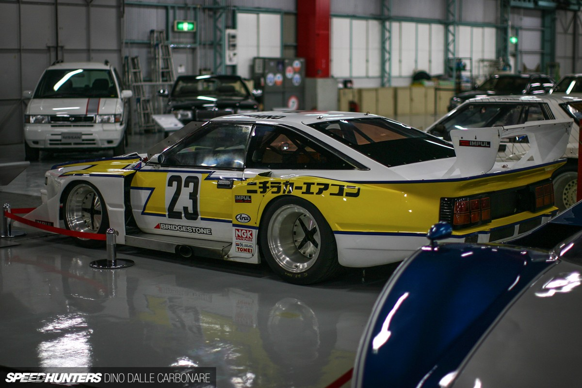 Nissan DNA Garage: The Racing Icons