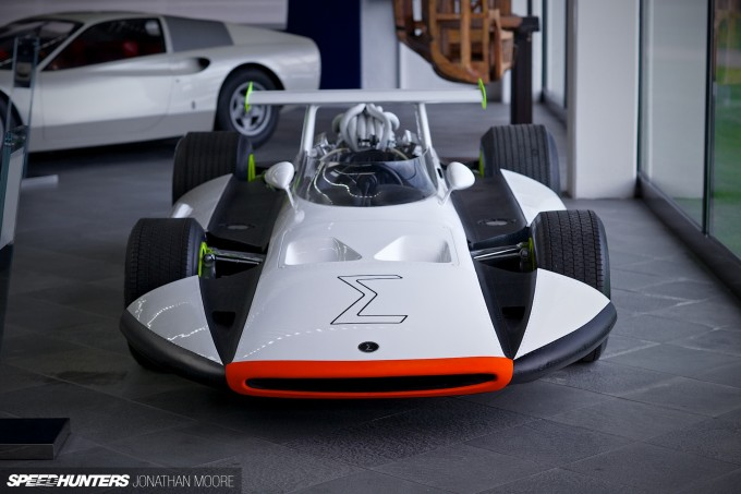 The facilities at Pininfarina S.p.A. (short for Carozzeria Pininfarina), an independent Italian car design firm and coachbuilder