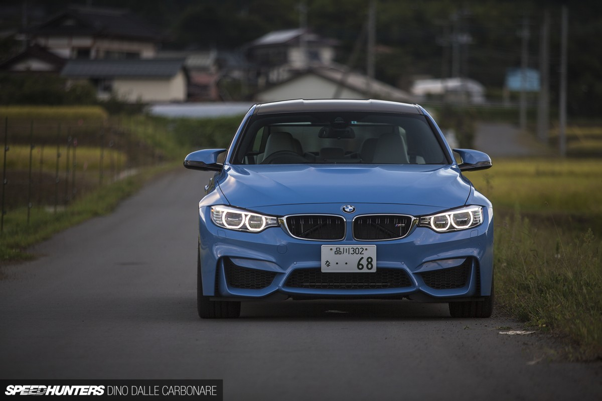 Jack Of All Trades The New Bmw M3 Speedhunters