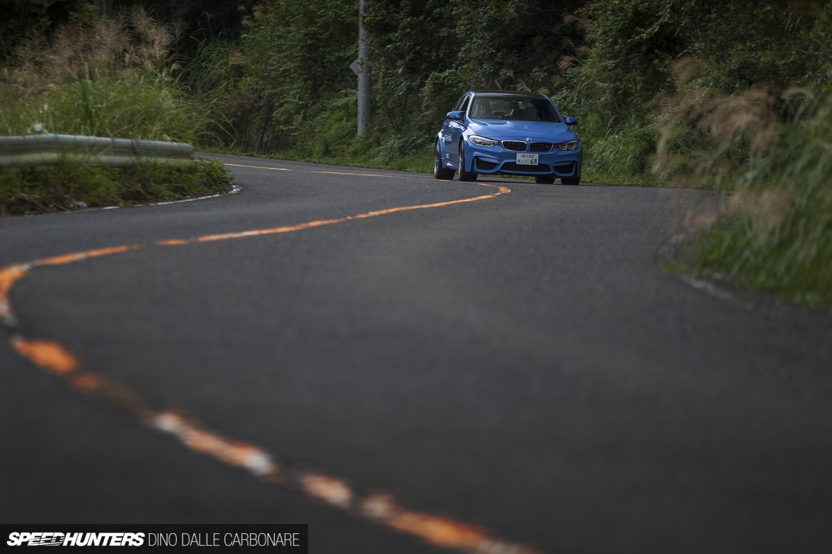 Jack Of All Trades: The New BMWM3