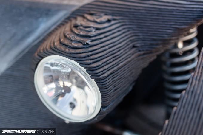 Local Motors Strati 3d Printed Car 2014 Otis Blank 028
