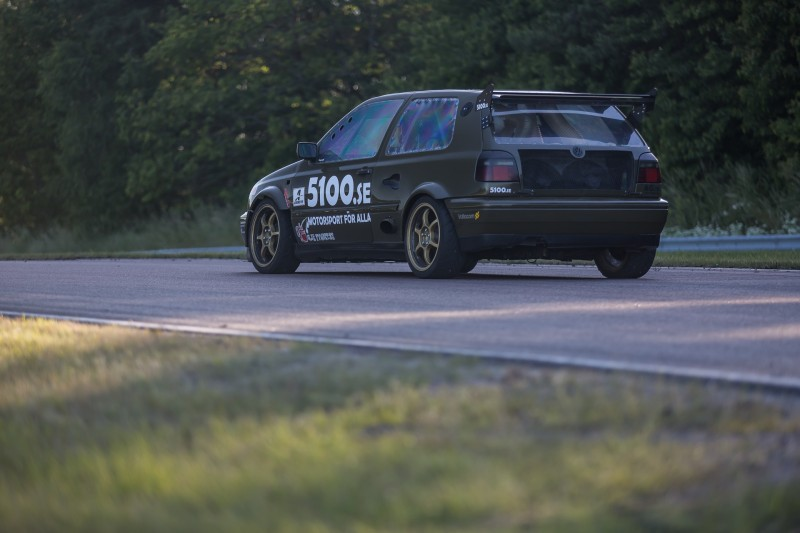 Golf VR6 Turbo Gatebill Mantorp-16