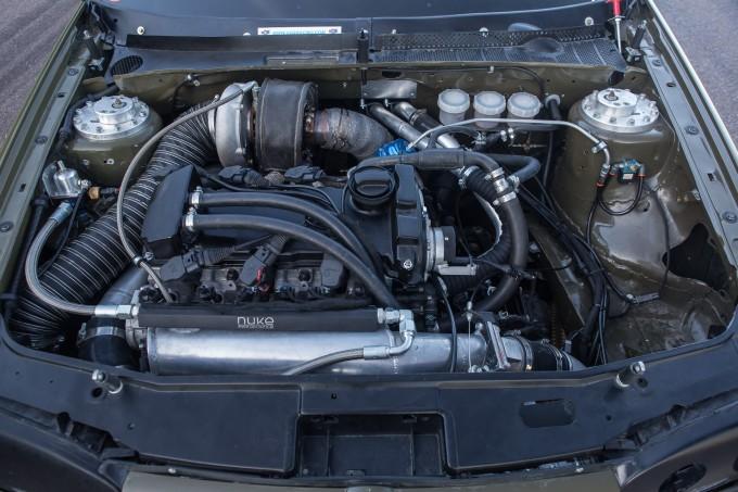 Golf VR6 Turbo Gatebill Mantorp-22