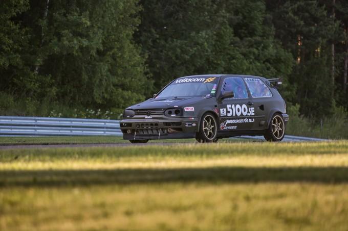 Golf VR6 Turbo Gatebill Mantorp-7