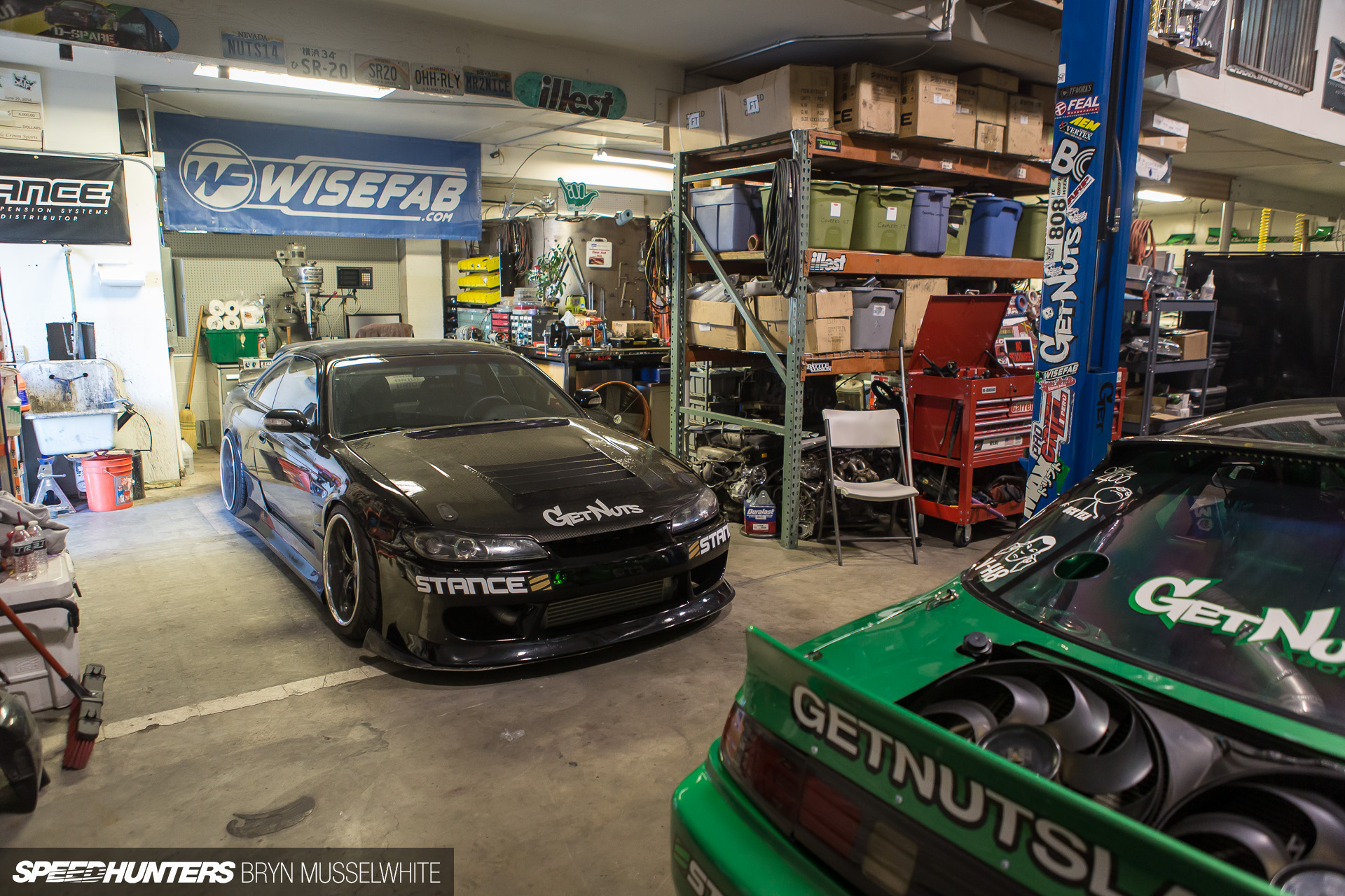 inside get nuts laboratory the forrest wang way speedhunters. Black Bedroom Furniture Sets. Home Design Ideas