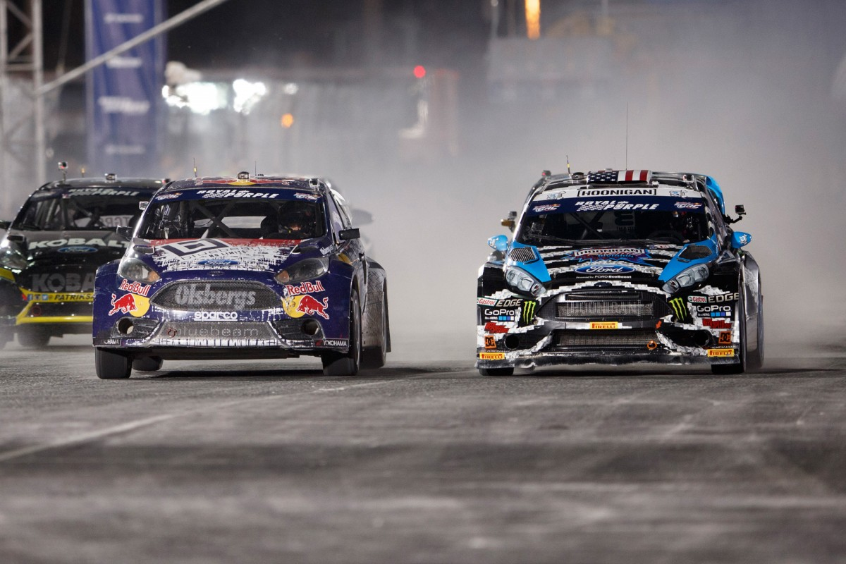Red Bull GRC:</br> It All Came Down ToThis…