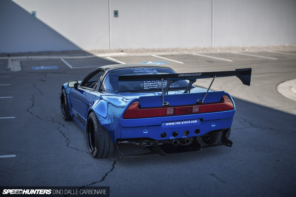 The Blue Bunny Speedhunters