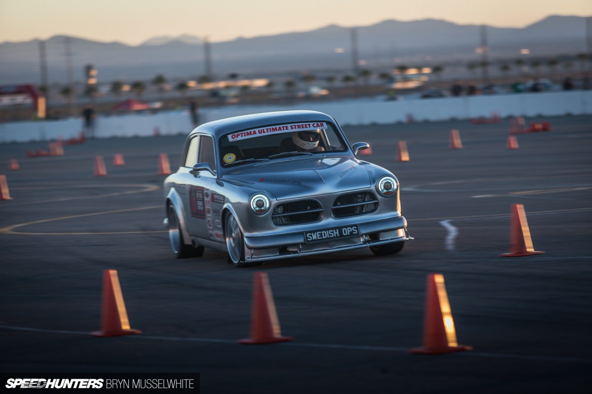 Optima Batteries Challenge Las Vegas Nov 2014 12