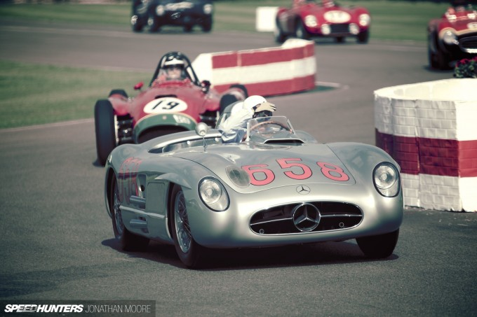 The 2011 running of the Goodwood Revival festival