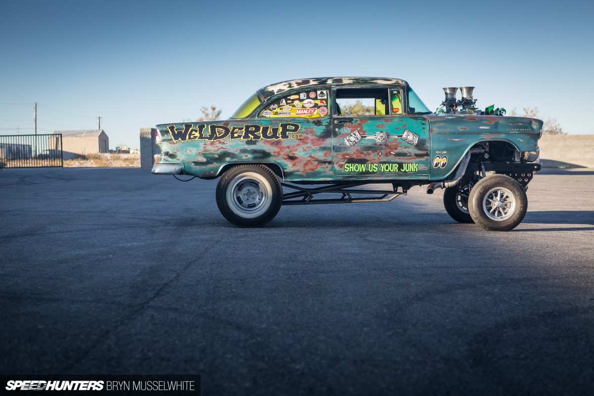 Just Don\'t Call It A Rat Rod... - Speedhunters