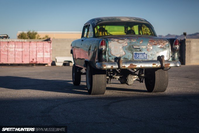 Welderup Sin City 55 Gasser