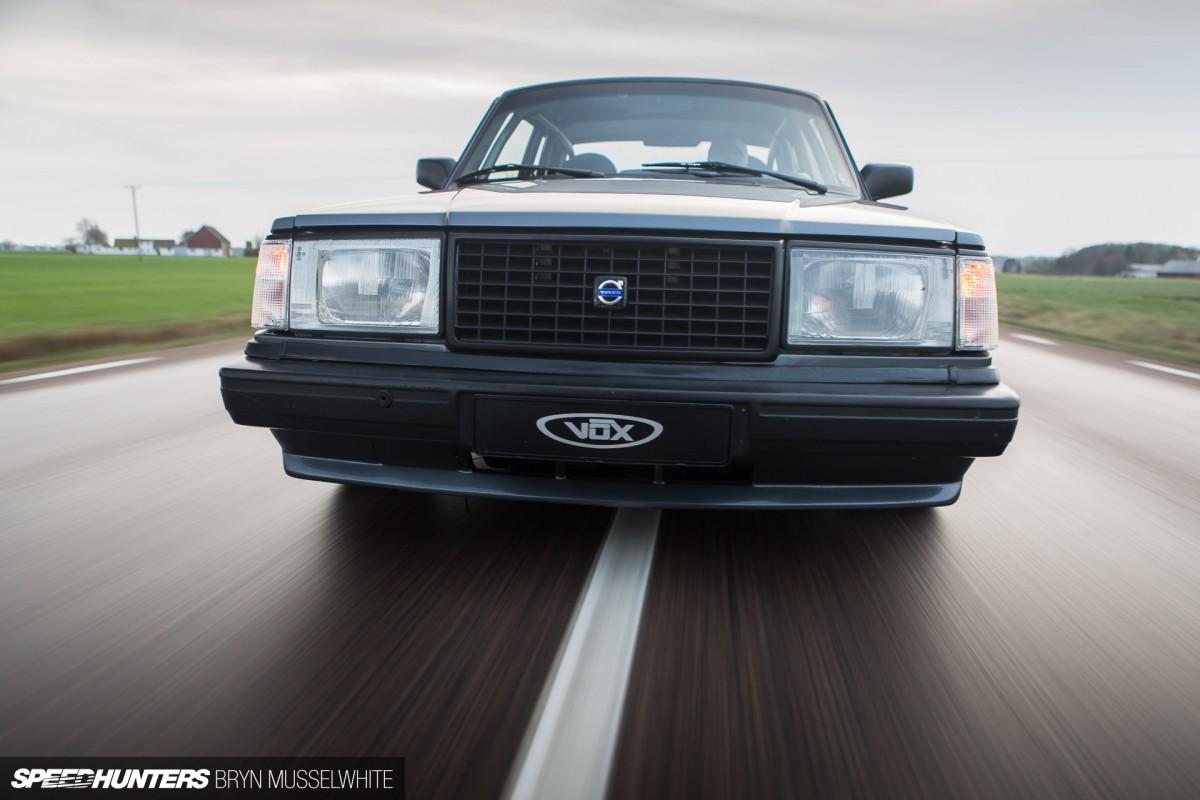 Turbo Bricking It Riding In A 740hp Volvo Speedhunters 940 Cooling Fan Wiring Diagram Mattias Vox Vocks 242 24v 122