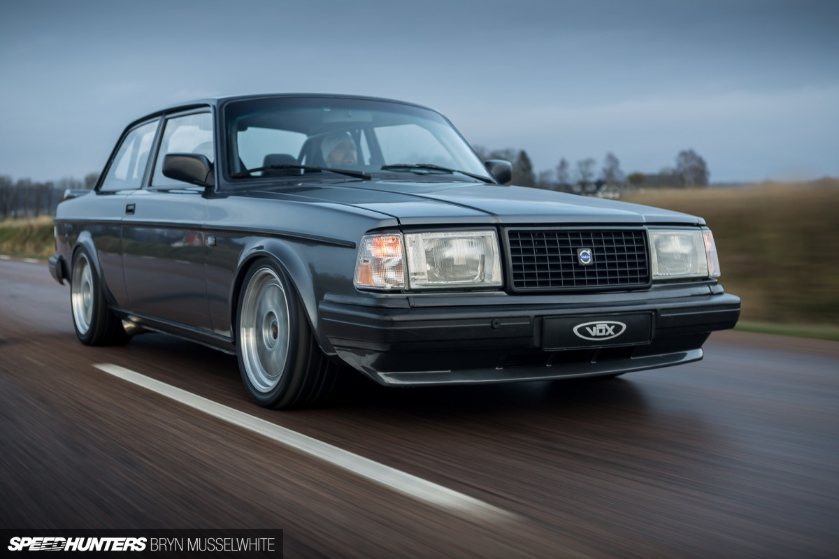 Turbo Bricking It Riding In A 740hp Volvo Speedhunters