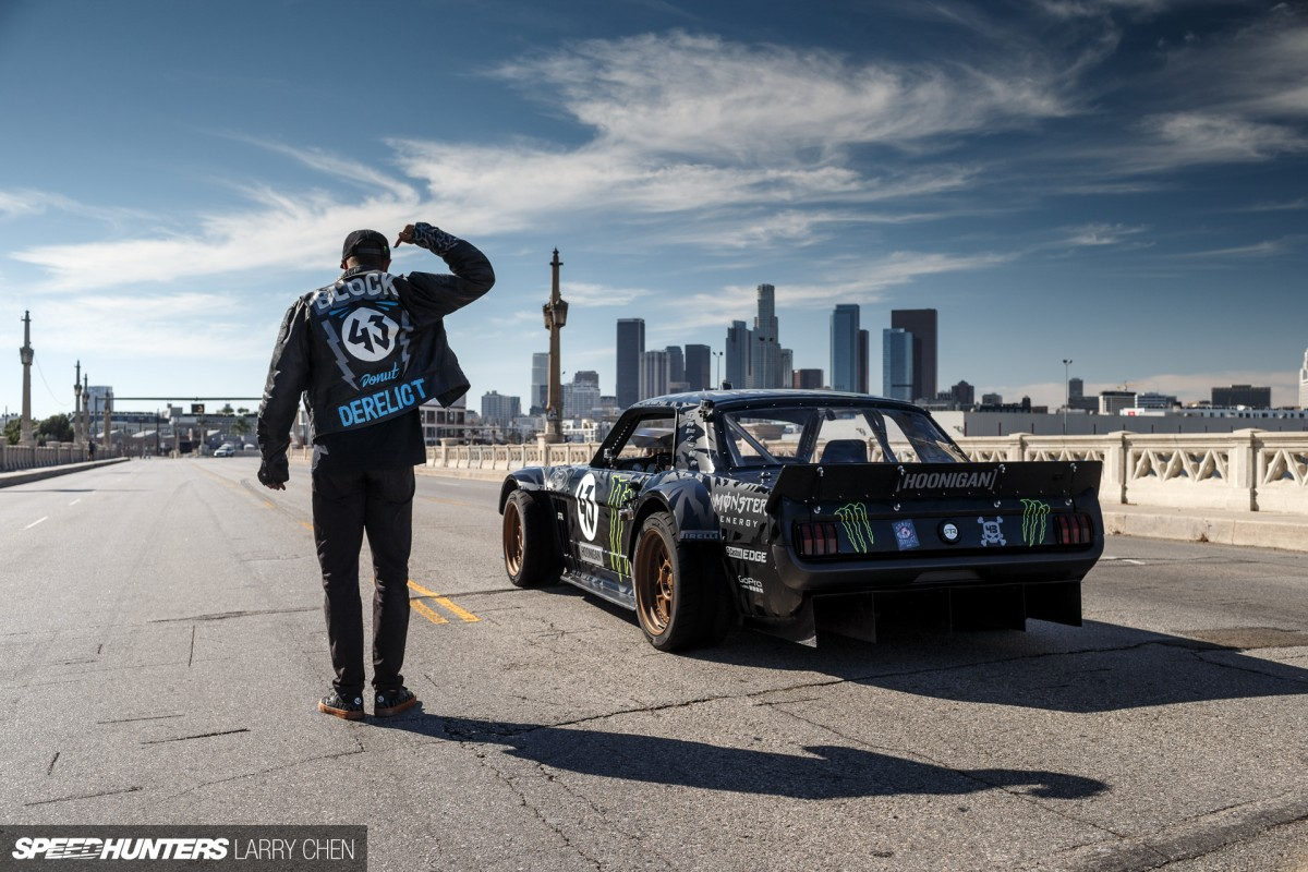 Gymkhana Seven: How It All Went Down