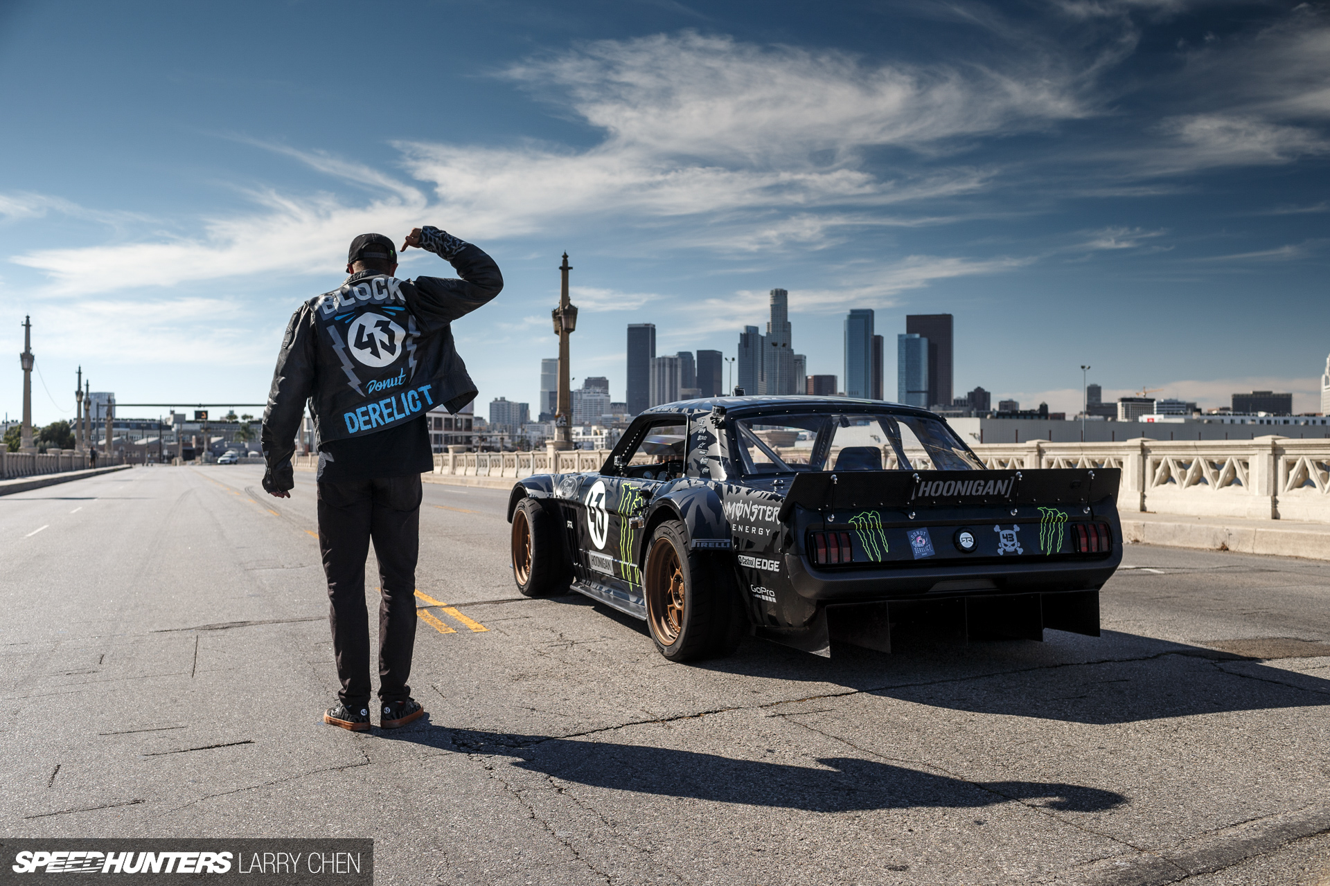Block K Chen gymkhana seven how it all went speedhunters