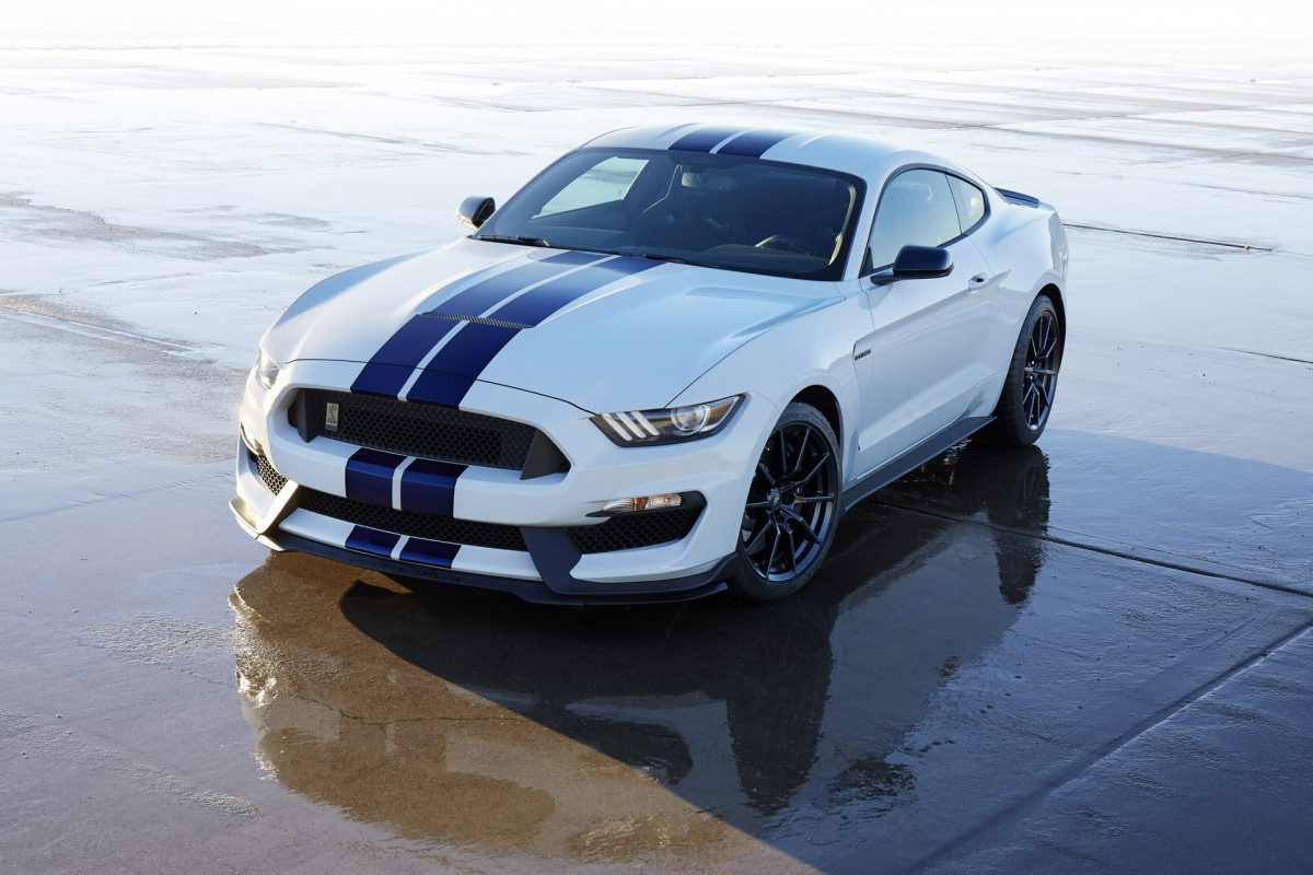 Mustang Goes Exotic: The GT350 Is Back