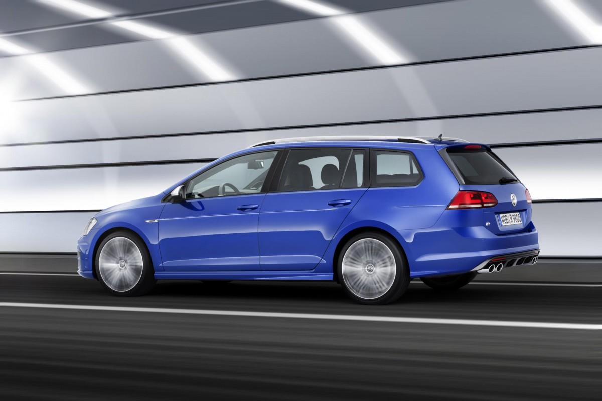 VW's New Hot RodWagon