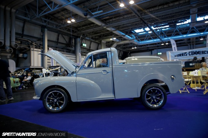 The 2014 Lancaster Insurance Classic Motor Show at the National Exhibition Centre in Birmingham