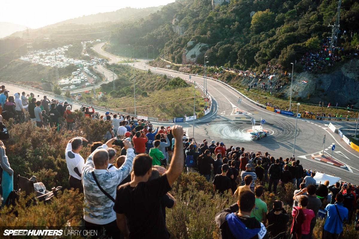 Rally De España: WRC Through MyLens