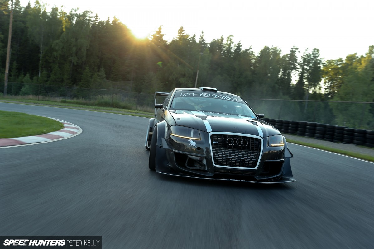 The Worlds Angriest Audi A3 Speedhunters
