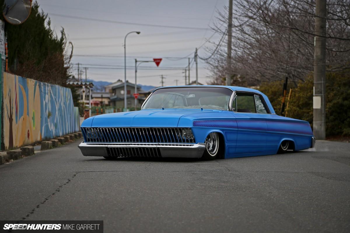 Impala Ichiban: LA Street Style InJapan