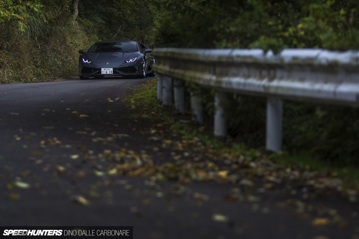 The Ultimate Test:</br> Hakone Turnpike Vs. Lamborghini&nbsp;Huracán