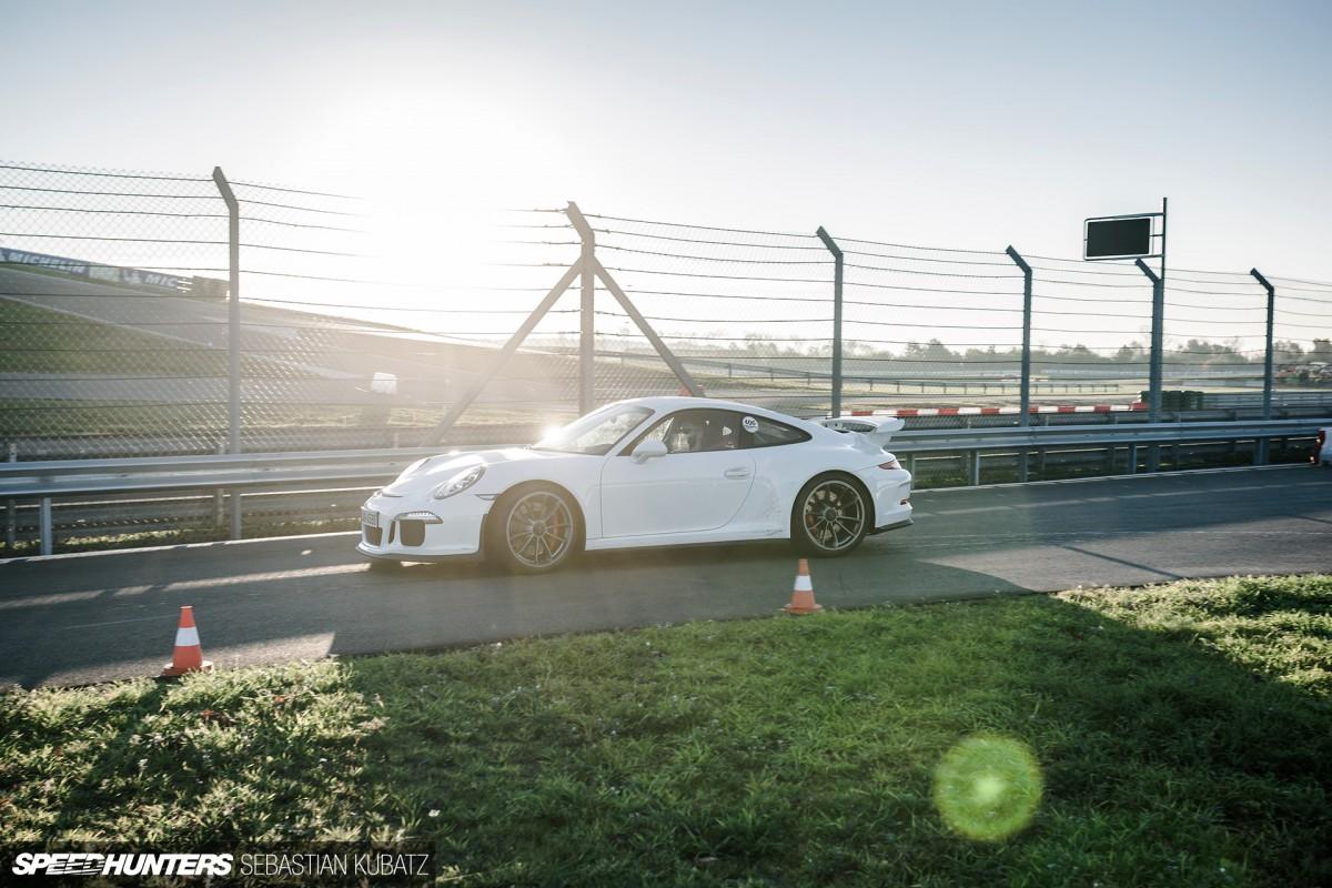 Porsche Sport Driving School: <br />The Great EgoDeflater