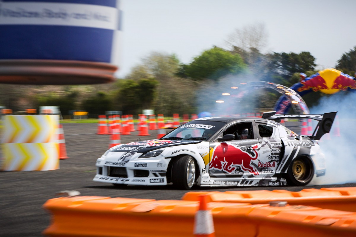 Red Bull Drift Shifters: Watch ItLive