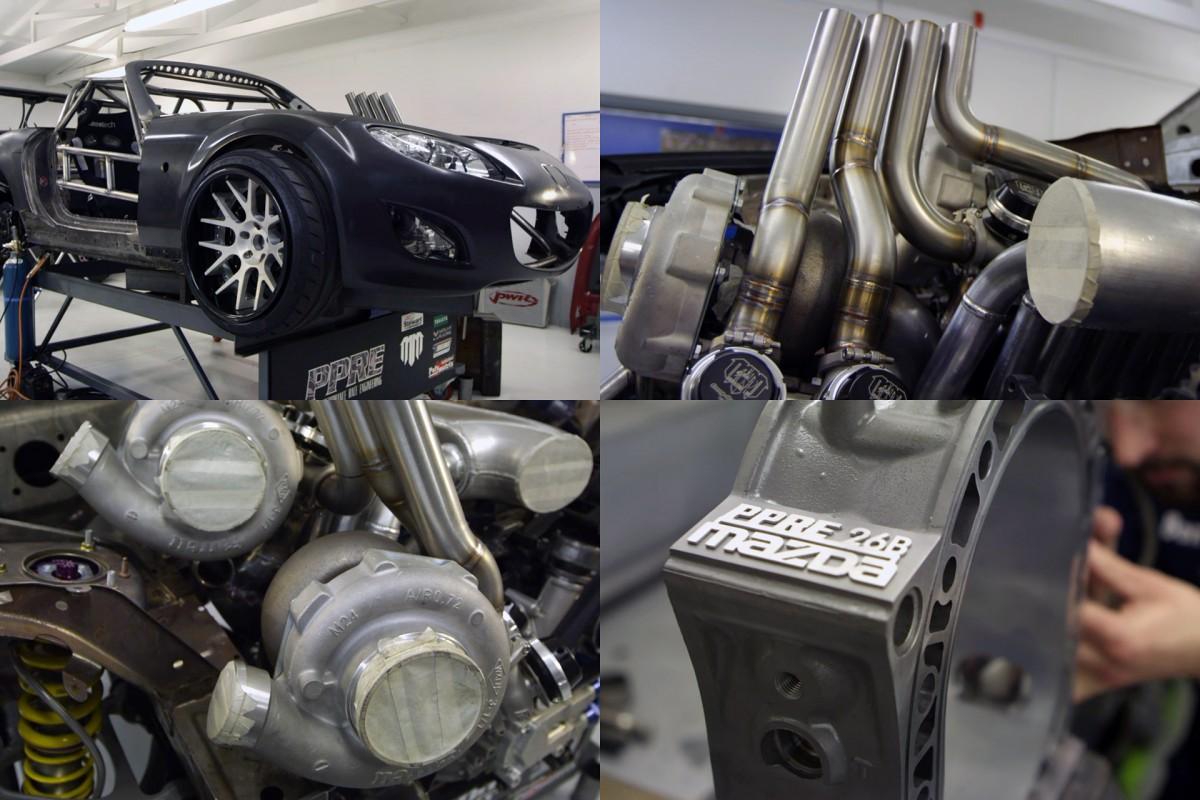 RADBUL: Building 26B Twin TurboPower