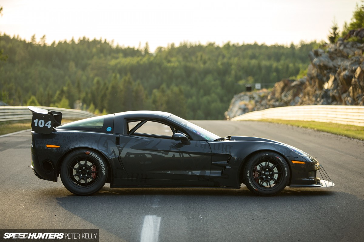 Swedish Muscle: A 1,200hp Time Attack \'Vette - Speedhunters